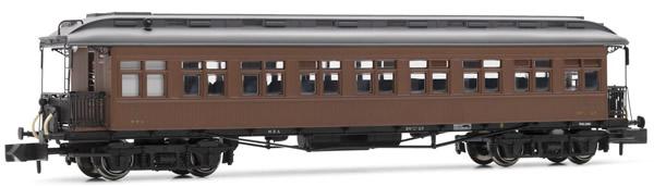 Arnold HN4231 - Costa coach, 2nd class, M.Z.A., lantern roof