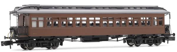 Arnold HN4237 - Costa coach, 3rd class, M.Z.A., lantern roof