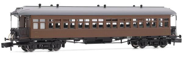 Arnold HN4238 - Costa coach, 3rd class, M.Z.A., low roof