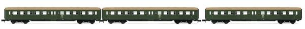 "Arnold HN4246 - 3pc Passenger Coach Set ""Lowa E5"""