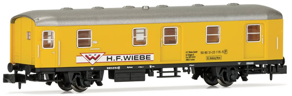 Arnold HN4261 - WIEBE ex Post 2-a/14