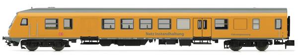 Arnold HN4262 - yellow DB Netz Instanthaltung cab-control coach