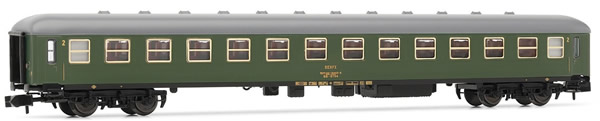 Arnold HN4263 - 2pc Passenger Coach Set 8000 type