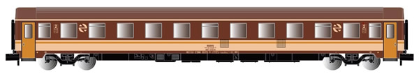 Arnold HN4277 - 2nd Class 10000 type coach in Estrella livery (different running number)