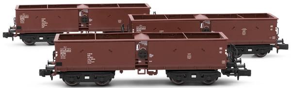 Arnold HN6364 - 3pc Self Discharging Wagon Set, OOhmtu