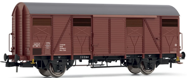 Arnold HN6393 - Closed Wagon type Gkks, with open shutters