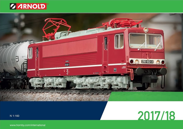Arnold HPA2018 - 2017 / 2018 Catalog - N Scale