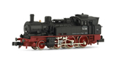 Steam locomotive class 74.4-13 ex. prussian T12, running number 74 936 DB