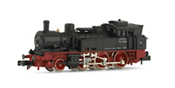 Steam locomotive class 74.4-13 ex. prussian T12, running number 74 1206 DR