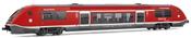 "Diesel Regional railcar, class 641, running number 641 016-1, livery ""Grenzach-Whylen"", DB AG"