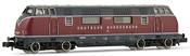 Diesel-hydraulic locomotive, class V 200.0 (prototype), running number V 200 002, DB