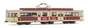 "Duewag tram, Gt6 version Bochum Jägermeister"""