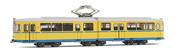 Duewag tram, Gt6 version Essen (yellow/blue)