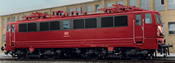 German Electric Locomotive Class 142 of the DB AG Orient Red