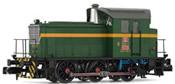 Spanish Diesel Locomotive 303.131 of the RENFE (Digital)