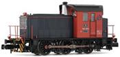 Spanish Diesel Locomotive 303.139 of the RENFE