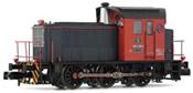 Spanish Diesel Locomotive 303.139 of the RENFE (Digital)