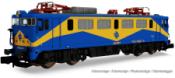 RENFE, electric locomotive 269, Mazinger livery, period IV
