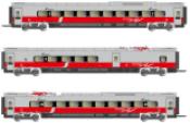 Trenitalia, 3-unit pack ETR 610 EuroStar