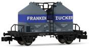 2-axle Silo Wagon Ucs FRANKEN ZUCKER