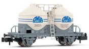 2-axle Silo Wagon Ucs OMYA