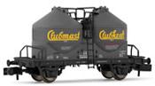 2-axle Silo Wagon, Ucs Clubmast