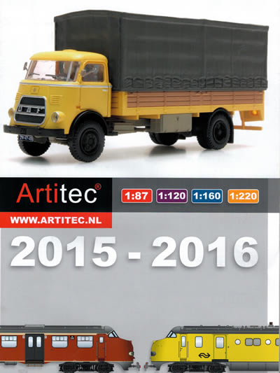 Artitec 012 - Latest Civil Catalog