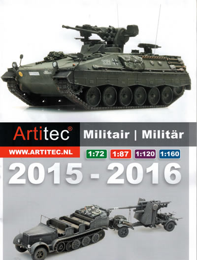 Artitec 013 - Latest Military Catalog