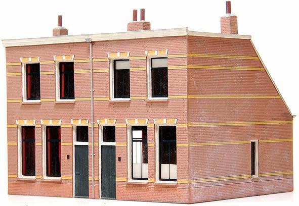 Artitec 10.101 - Blue-collar duplex house