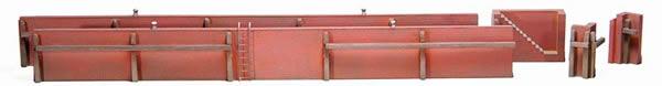 Artitec 10.143 - Seawall made of brick