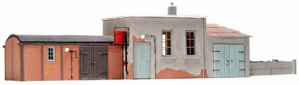 Artitec 10.158 - Utility buildings for railroad workers