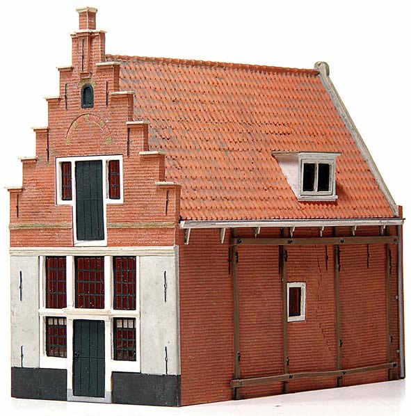 Artitec 10.165 - Trade-mans house De Koophandel (17th Century)