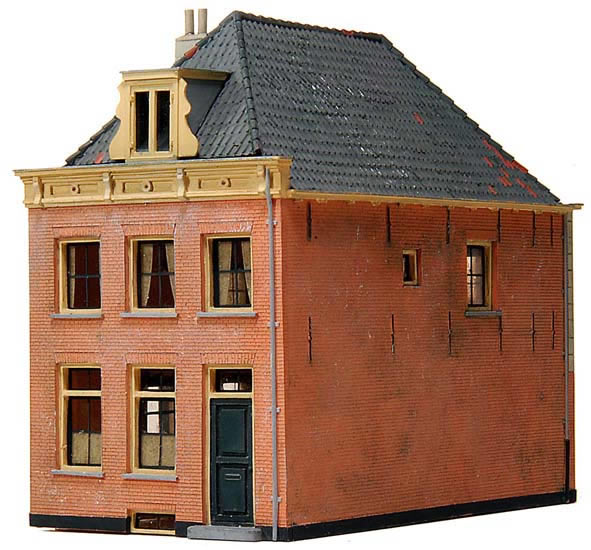 Artitec 10.167 - Tiled-roof hous (18th Century)