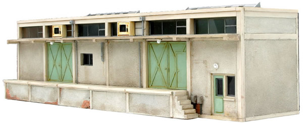 Artitec 10.214 - Refrigerated warehouse (half-relief)
