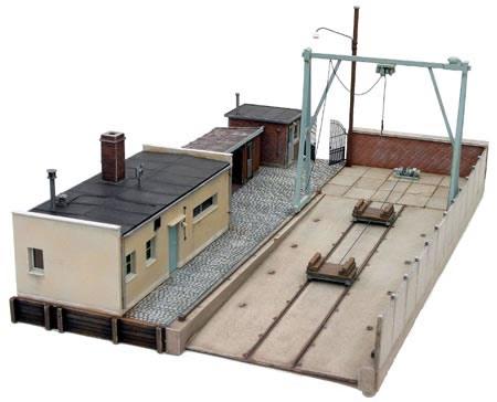 Artitec 10.220 - Small wharf (complete kit)