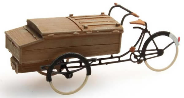 Artitec 10.223 - Tricycle for bread deliveries