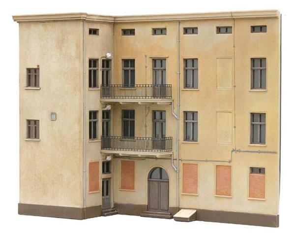 Artitec 10.234 - Facade P (rear of building/large)