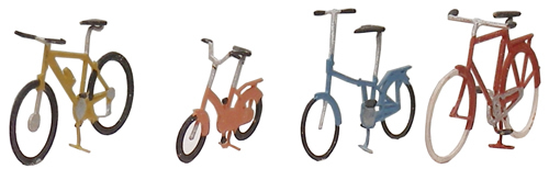 Artitec 10.242 - Modern bicycles