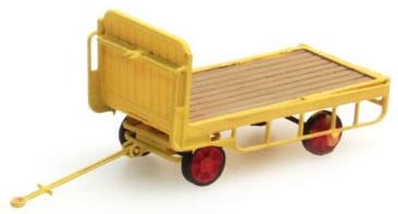 Artitec 10.259 - Trailer for station-platform truck