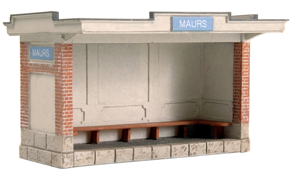 Artitec 10.265 - French waiting shelter