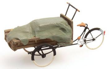 Artitec 10.275 - Delivery tricycle w/ canvas tarp