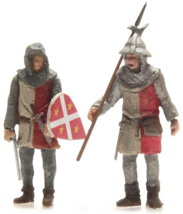 Artitec 10.331 - Soldiers 15th Century