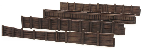 Artitec 10.333 - Wooden Quay Walls