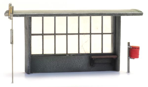 Artitec 10.378 - Bus shelter concrete