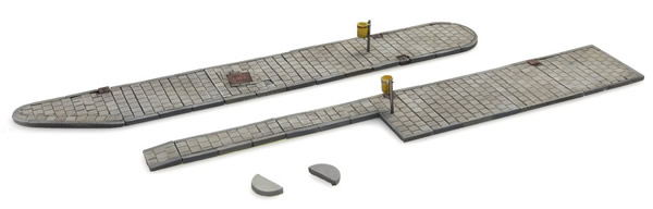 Artitec 10.379 - Bus boarder set (modular)
