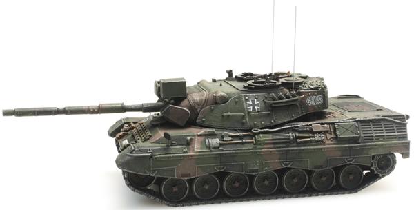 Artitec 1160012 - BRD Leopard 1A1A2 Patch Camo  German Army