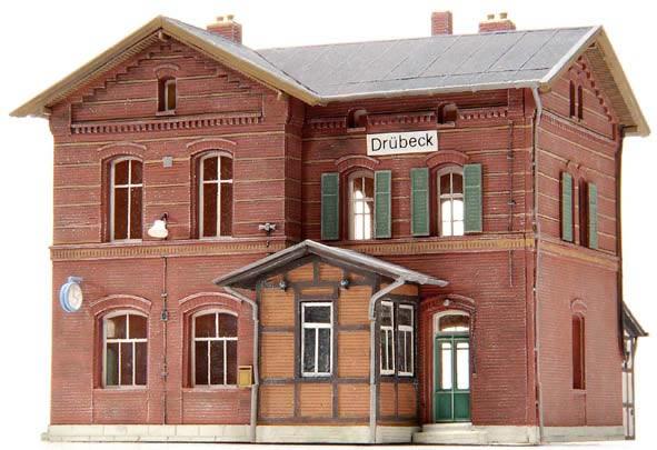 Artitec 14.110 - Druebeck station
