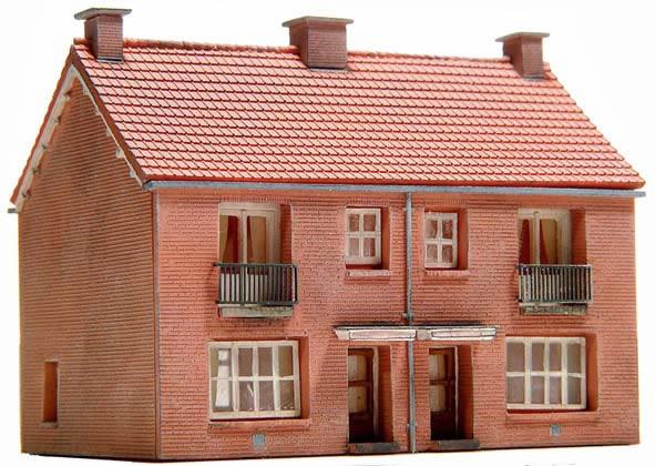 Artitec 14.116 - Housing Authority duplex