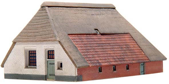 Artitec 14.122 - Los Hoes-type farm building