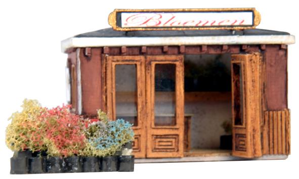 Artitec 14.126 - Flowershop